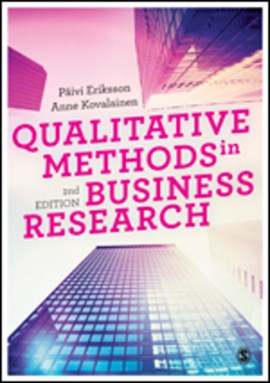 Qualitative methods in business research by Päivi Eriksson