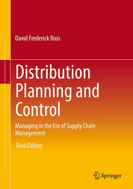 Distribution Planning and Control by David Frederick Ross
