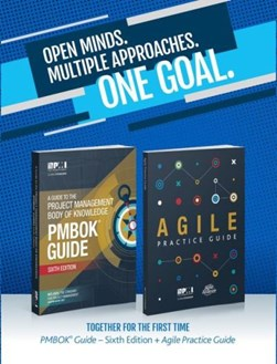 A guide to the project management body of knowledge (PMBOK guide), sixth edition by Project Management Institute