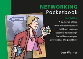 The networking pocketbook by Jon Warner