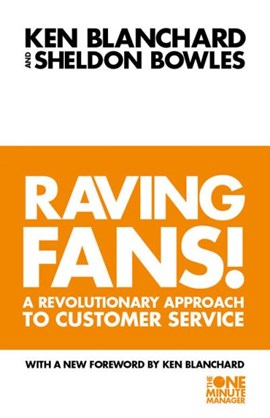 Raving fans by Kenneth Blanchard