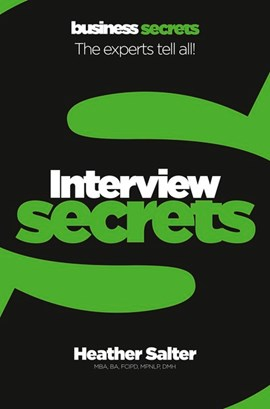 Interview secrets by Heather Salter