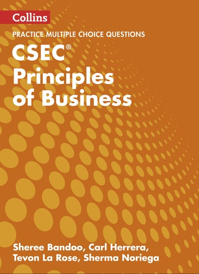 Csec principles of business multiple choice practice fandeluxe Images