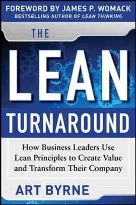 The lean turnaround by Art Byrne