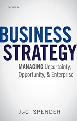 Business strategy by J.-C Spender