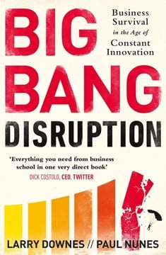 Big bang disruption by Larry Downes