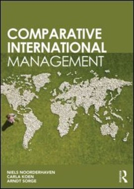 Comparative international management by Niels Noorderhaven