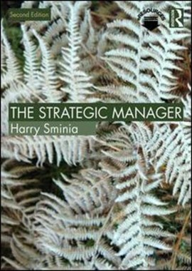 The strategic manager by Harry Sminia