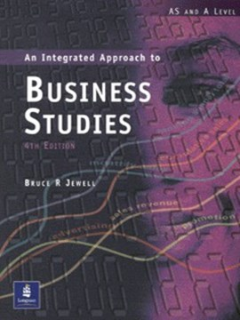 An integrated approach to business studies by Bruce Jewell