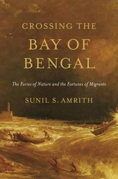 Crossing the Bay of Bengal - The Furies of Nature and the Fortunes of Migrants by Sunil S. Amrith