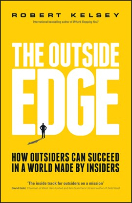 The outside edge by Robert Kelsey