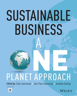 Sustainable business by Sally Jeanrenaud