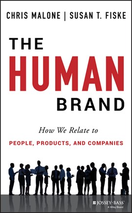 The human brand by Chris Malone