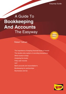 Bookkeeping and accounts by Robert Tollman