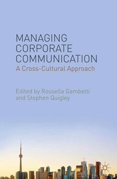 Managing corporate communication by Rossella Gambetti