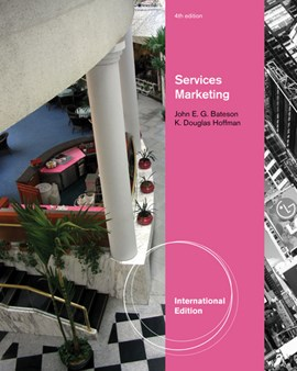 Services marketing by K. Hoffman