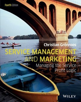Service management and marketing by Christian Grönroos