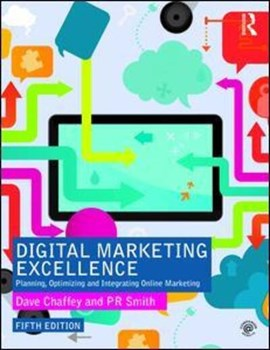 Digital marketing excellence by Dave Chaffey