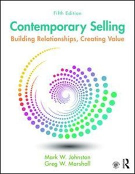 Contemporary selling by Mark W Johnston