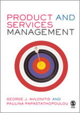Product and services management by George J Avlonitis