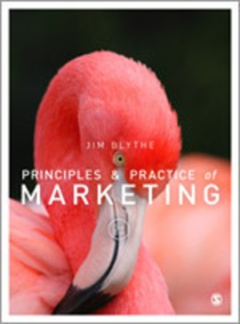 Principles & practice of marketing by Jim Blythe