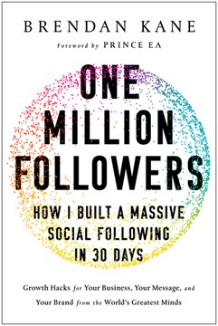 One million followers by Brendan Michael Kane