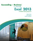 Succeeding in business with Microsoft Excel 2013