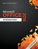 Shelly Cashman Series¬ Microsoft¬ Office 365 & Office 2016