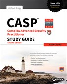 CASP CompTIA advanced security practitioner