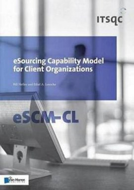 Esourcing Capability Model For Client Organizations by Van Haren Publishing