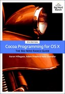 Cocoa pogramming for OS X
