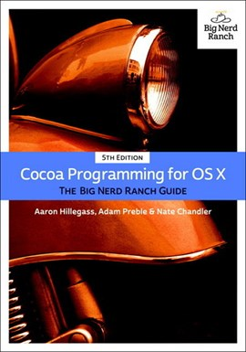 Cocoa pogramming for OS X by Aaron Hillegass