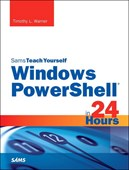 Sams teach yourself Windows PowerShell