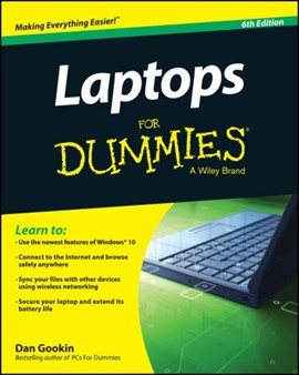 Laptops for dummies by Dan Gookin
