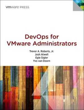 DevOps for VMware administrators by Trevor Roberts