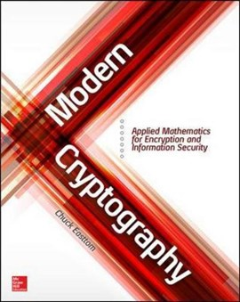 Modern cryptography by Chuck Easttom