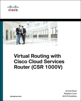 Virtual routing in the cloud by Arvind Durai