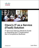 Cisco's IT as a service (ITaaS) framework