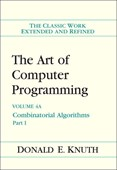 The art of computer programming. Volume 4A Combinatorial algorithms