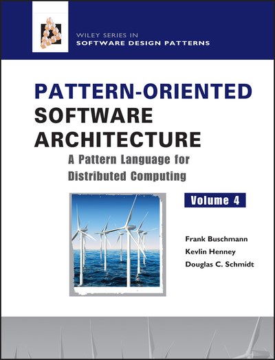 Pattern-oriented software architecture Vol  4