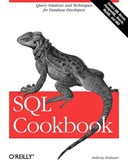 SQL cookbook