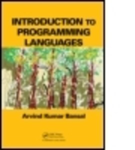 Introduction to programming languages by Arvind Kumar Bansal