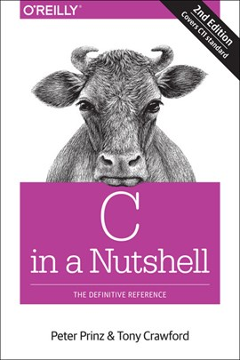 C in a nutshell by Peter Prinz
