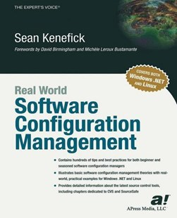 Real world software configuration management by S Kenefick