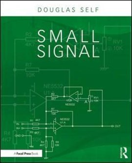 Small signal audio design by Douglas Self