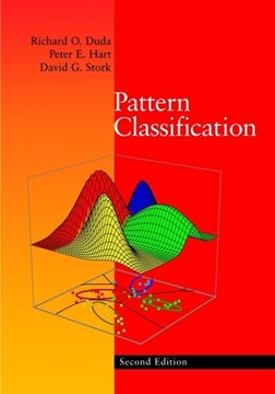 Pattern classification by Richard O Duda