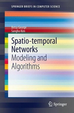 Spatio-temporal networks by Betsy George
