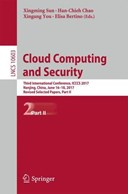 Cloud Computing and Security Information Systems and Applications, incl. Internet/Web, and HCI