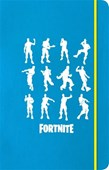 FORTNITE Official: Hardcover Ruled Journal
