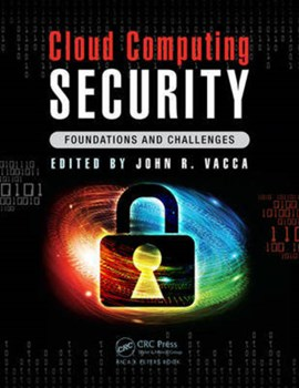 Cloud computing security by John R. Vacca